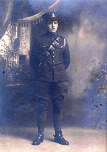 Fred's 1916 photo